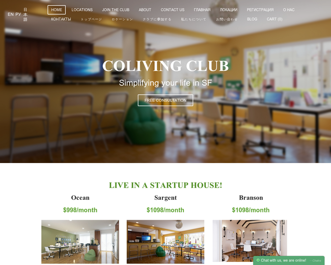 Coliving Club