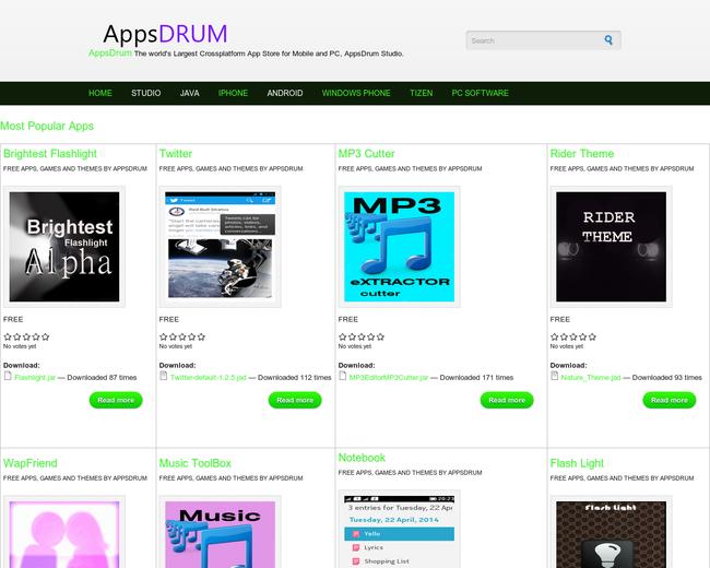 AppsDrum