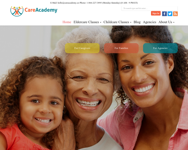 CareAcademy.co