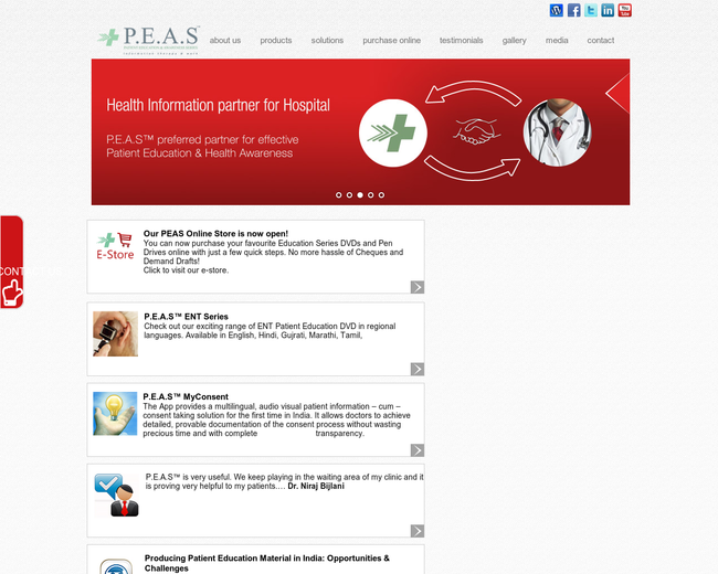 Peas Healthcare