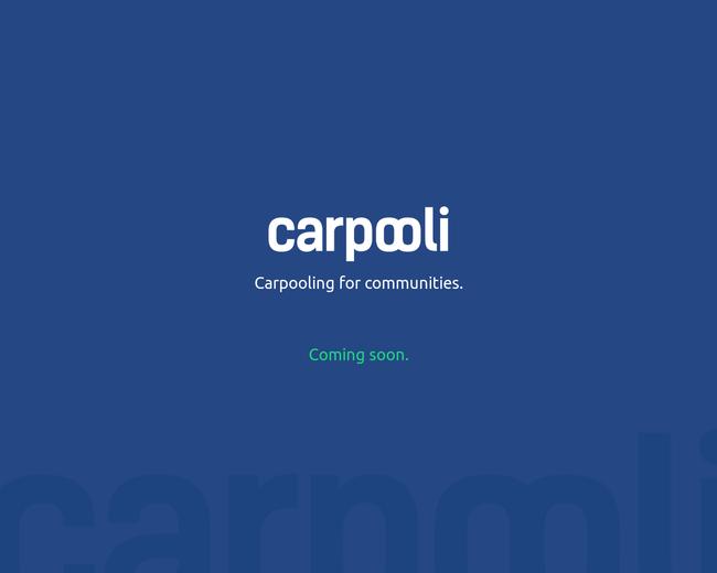 Carpooling Morocco SARL AU