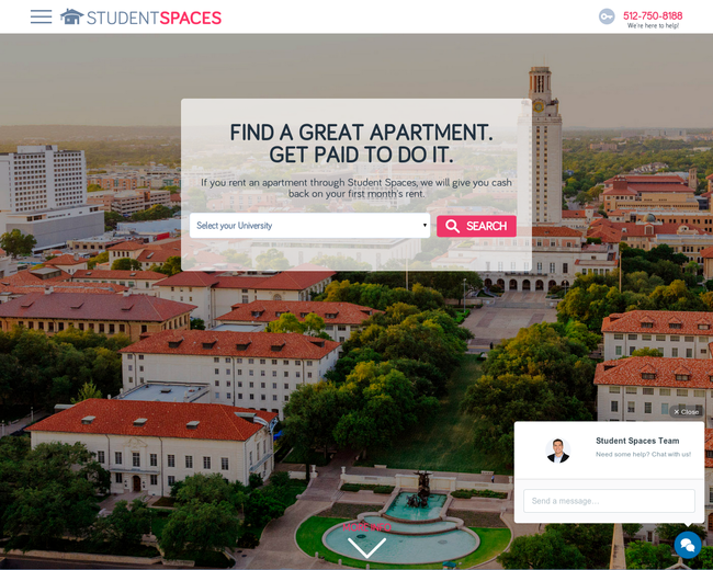 Student Spaces