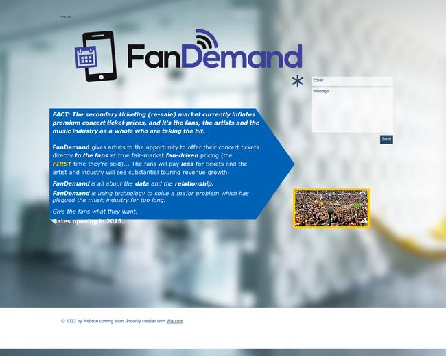 FanDemand
