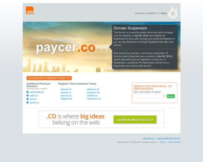 Paycer