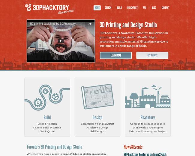 3DPhacktory