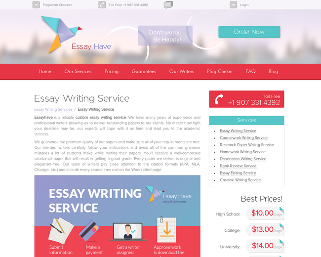 best custom essay Come to the best writing service and get help with any writing assignment from our leading specialists online our reputable writing company has been providing.