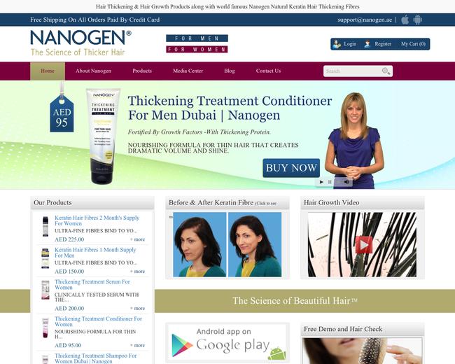 Nanogen Expert Hair Reserch