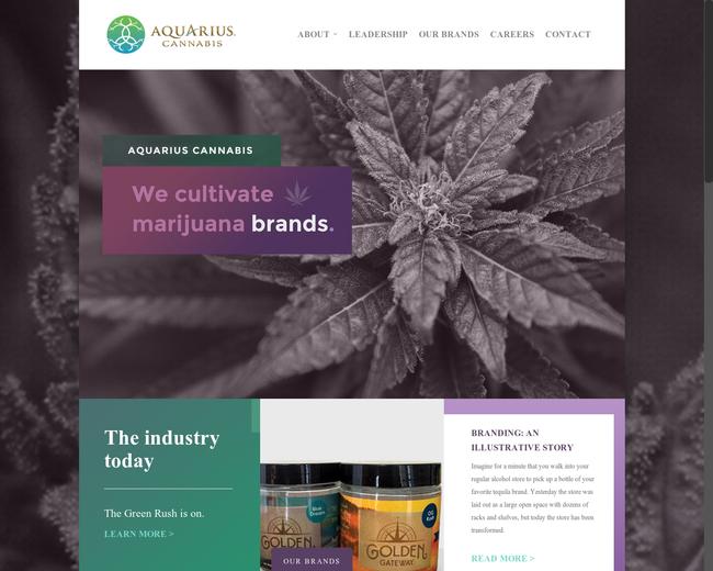 Aquarius Cannabis