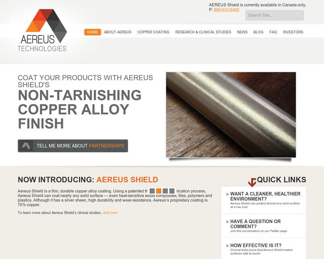 Aereus Technologies