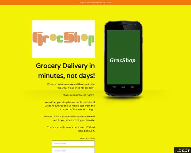 GrocShop