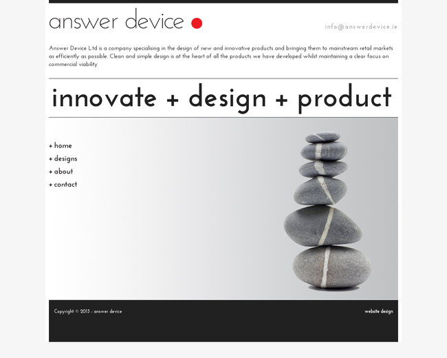 Answer Device
