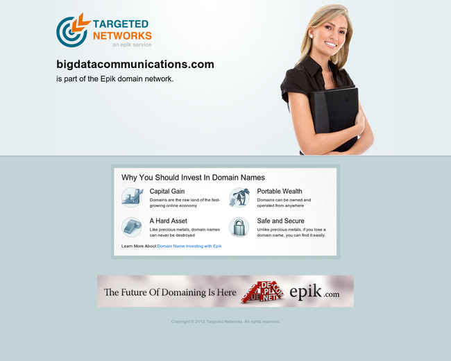 Big Data Communications Inc.