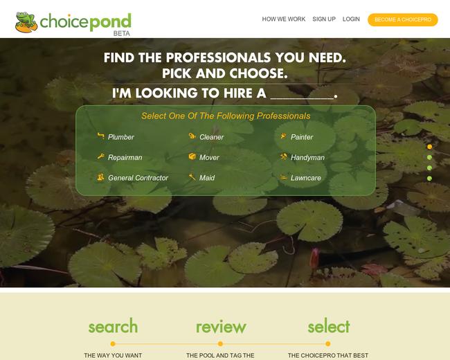ChoicePond