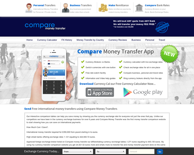 Compare Money Transfer