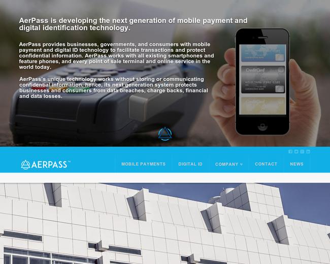 Aerius Inc. dba AerPass™