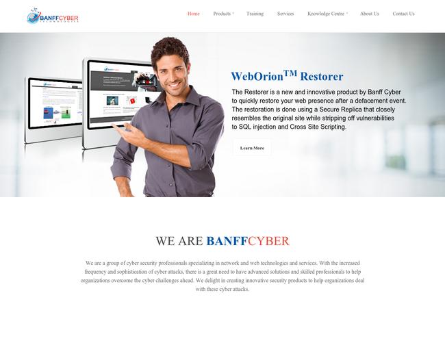 Banff Cyber Technologies Pte