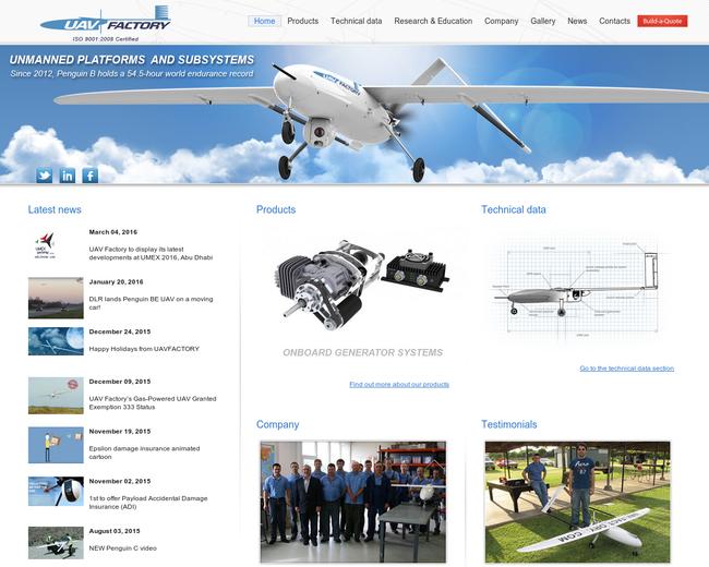 UAV Factory