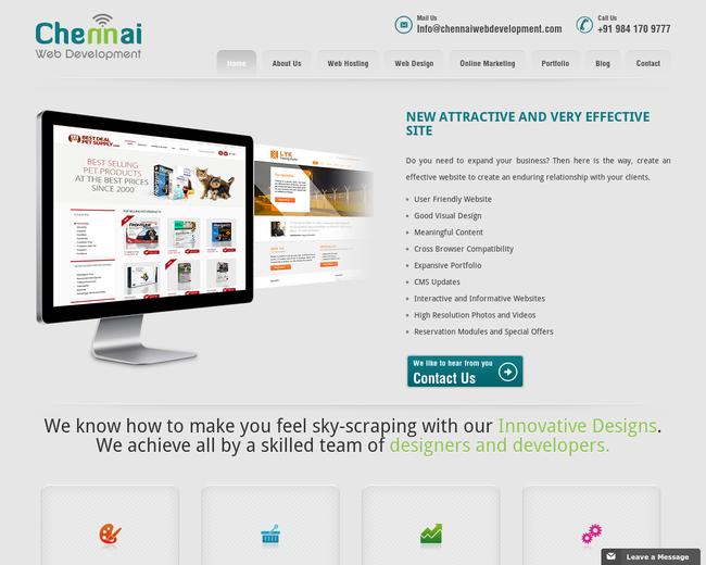 Chennai Web Development