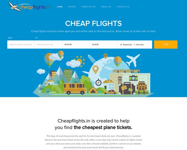 Cheap Flights India