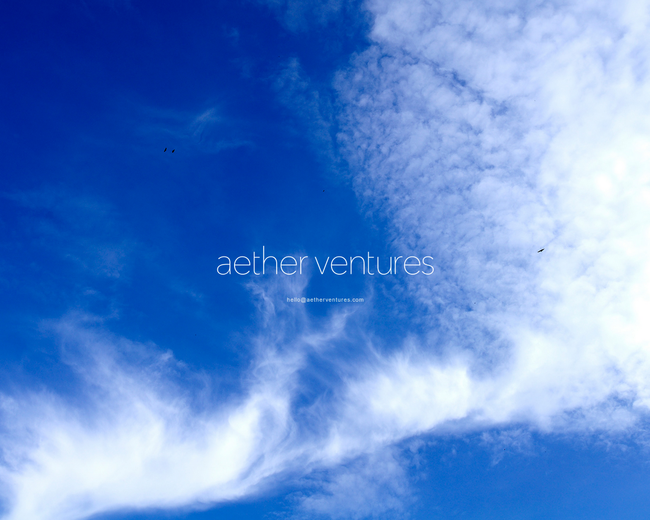 Aether Ventures