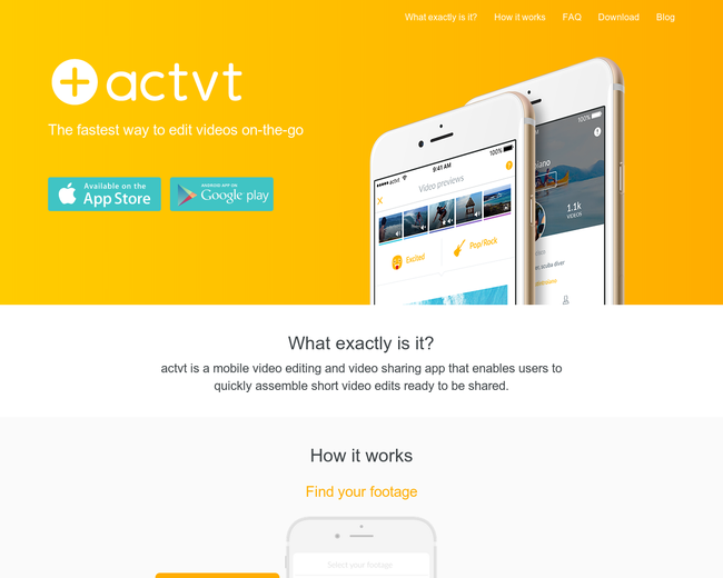 ACTVT (activity)