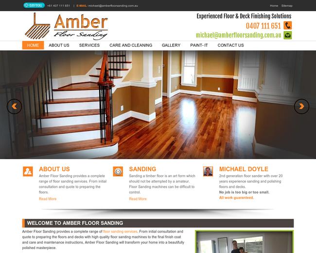 Amber Floor Sanding