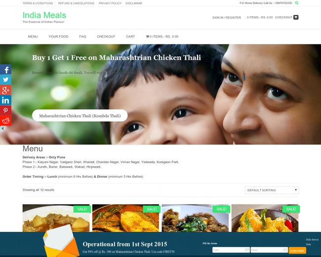 India Meals
