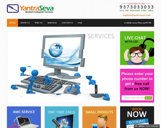 YantraSeva Private