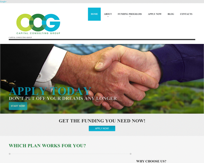 Capital Consulting Group, CCG