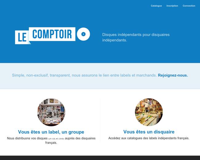 Comptoir Français du Disque Indépendant
