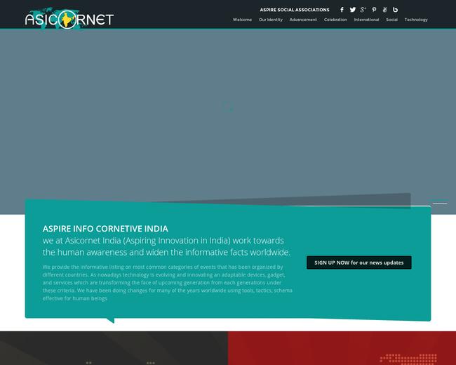 Asicornet India