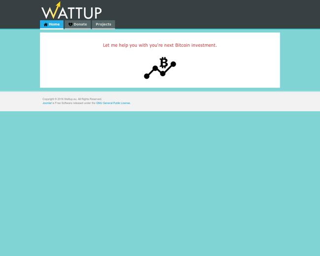 WattUp.eu