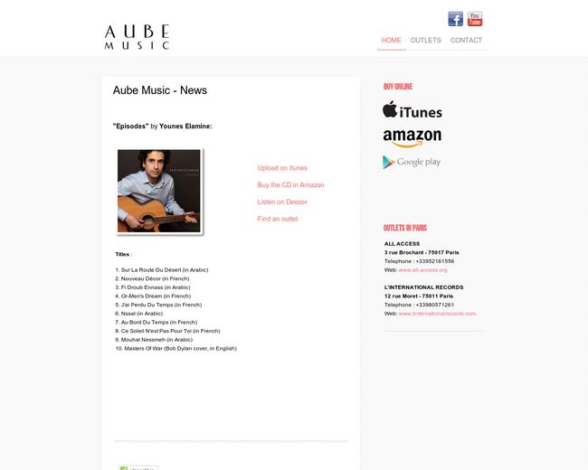 Aube Music