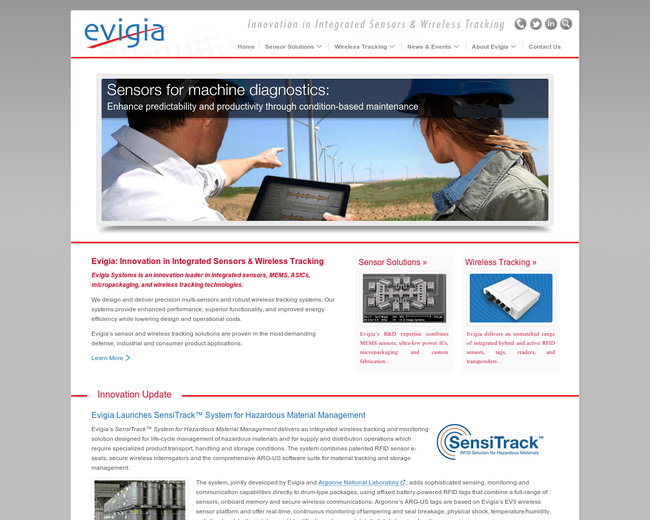 Evigia Systems