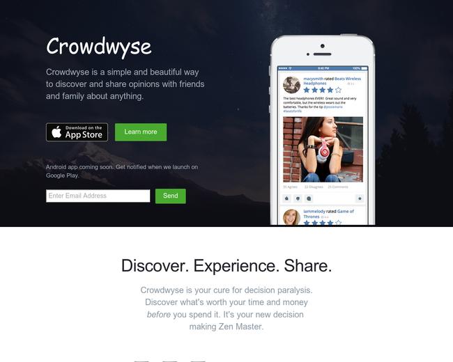 Crowdwyse