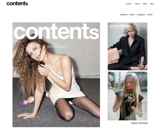 ContentMode Magazine and Digital Media
