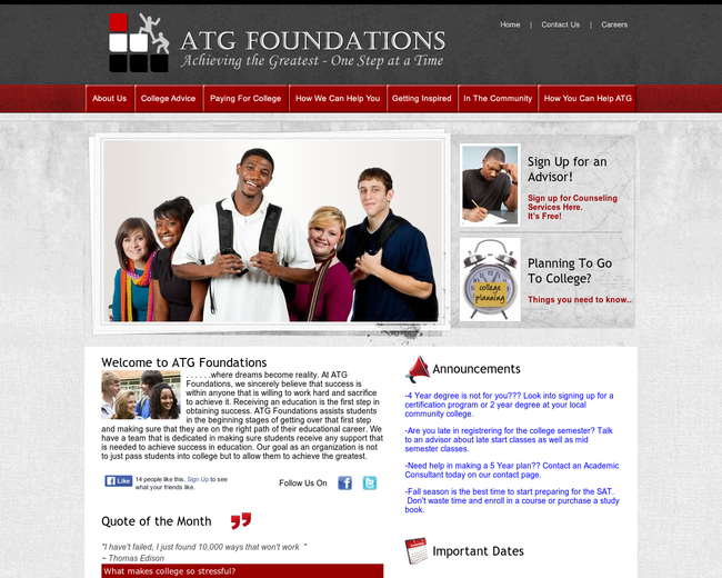 ATG Foundations