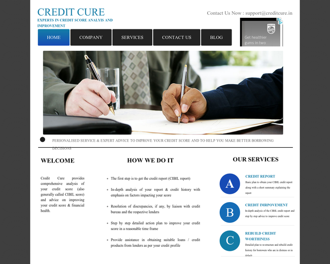 Credit Cure