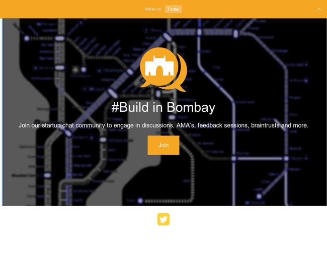Build in Bombay