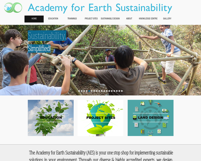 Academy for Earth Sustainability