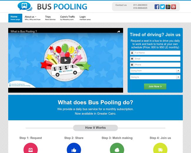 Bus Pooling