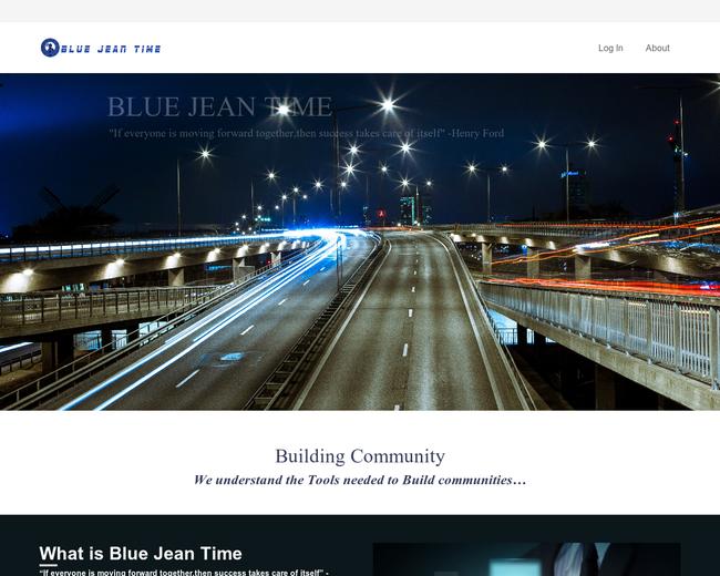 BlueJean Time