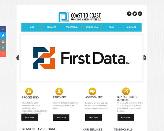 Coast to Coast ATM