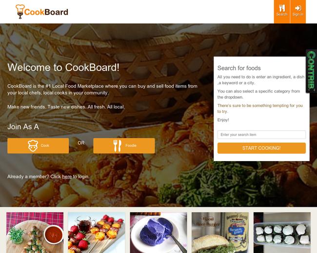 Cookboard.com