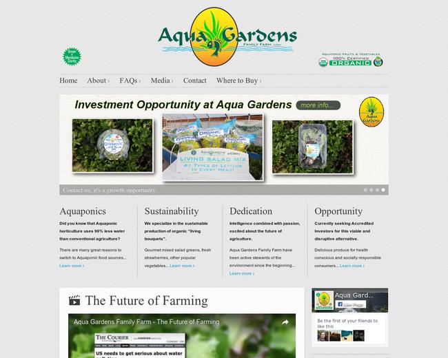 Aqua Gardens Family Farm