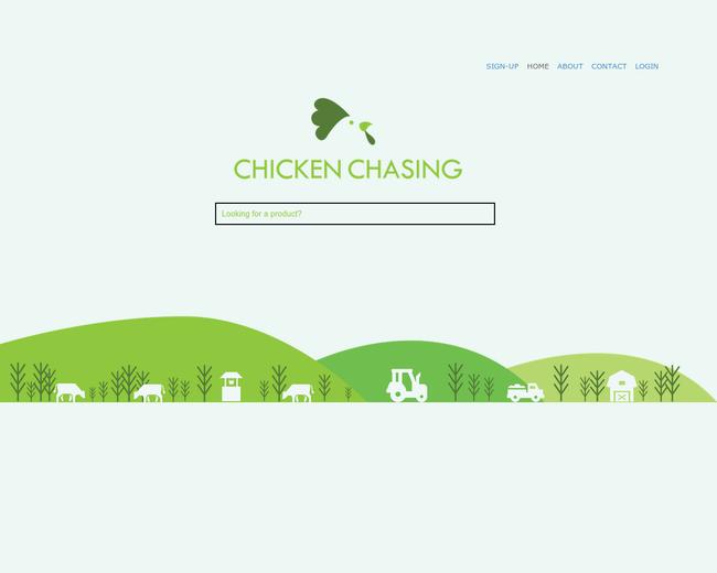 Chicken Chasing
