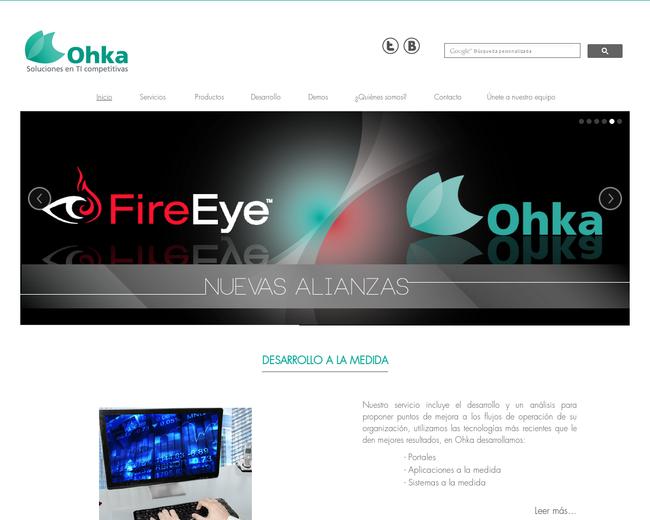 Consultora Ohkasis S.A. de C.V.