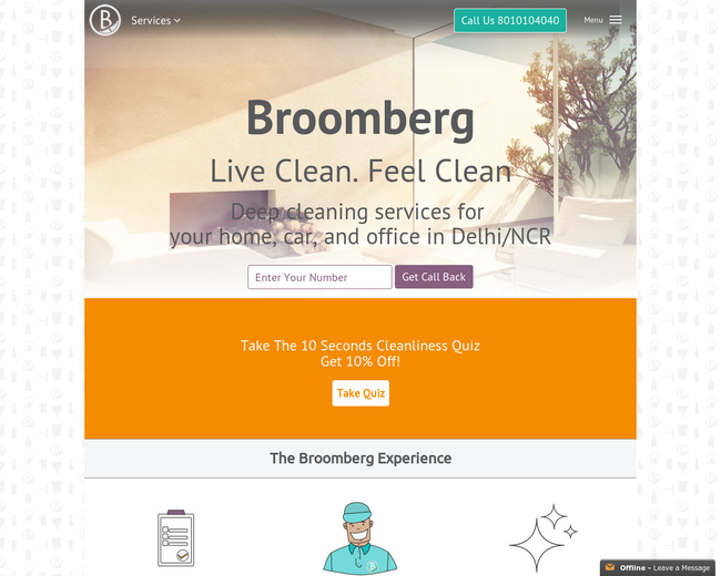 Broomberg Services