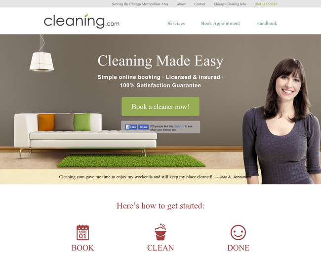 Cleaning.com
