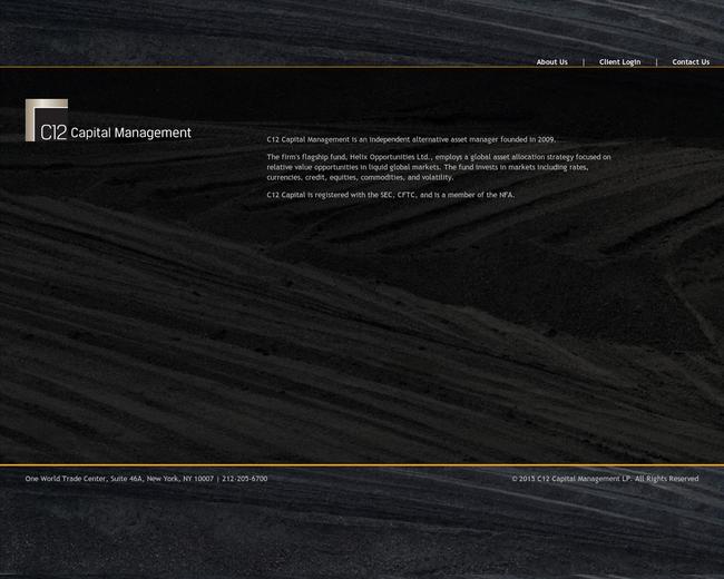 C12 Capital Management LP